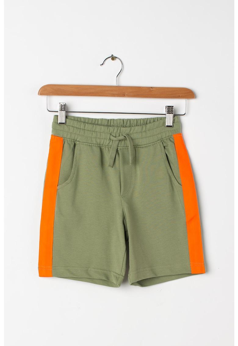 Pantaloni scurti cu snur de la United Colors of Benetton
