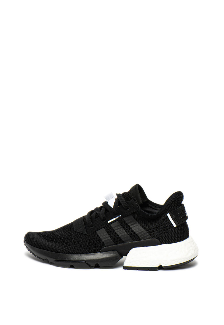 Pantofi sport slip-on din material textil si cauciuc POD-S3.1