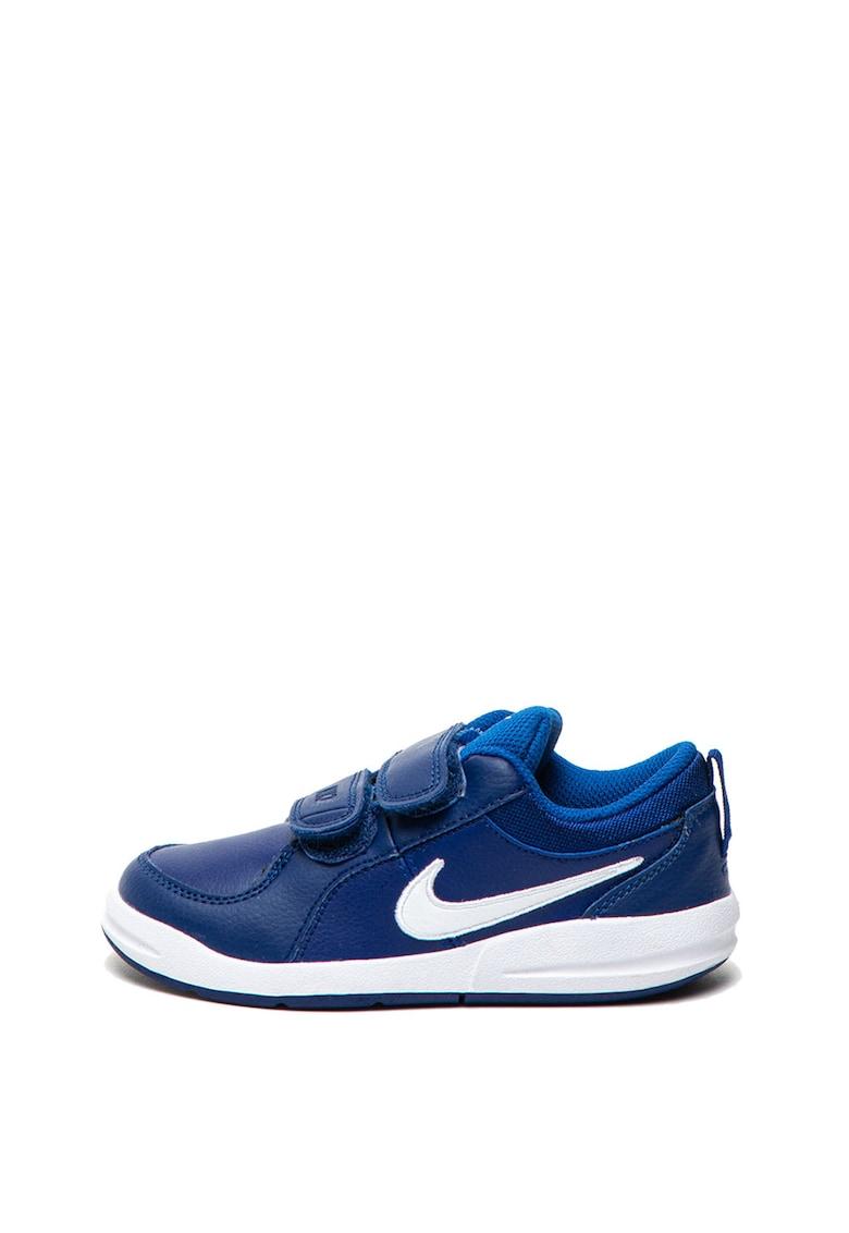 Pantofi sport cu velcro si garnituri de piele Pico 4