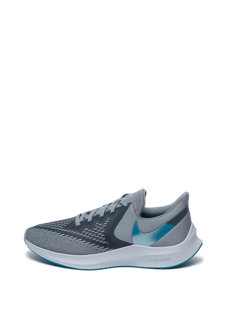 Pantofi cu logo cauciucat - pentru alergare Zoom Winflo 6 de la Nike