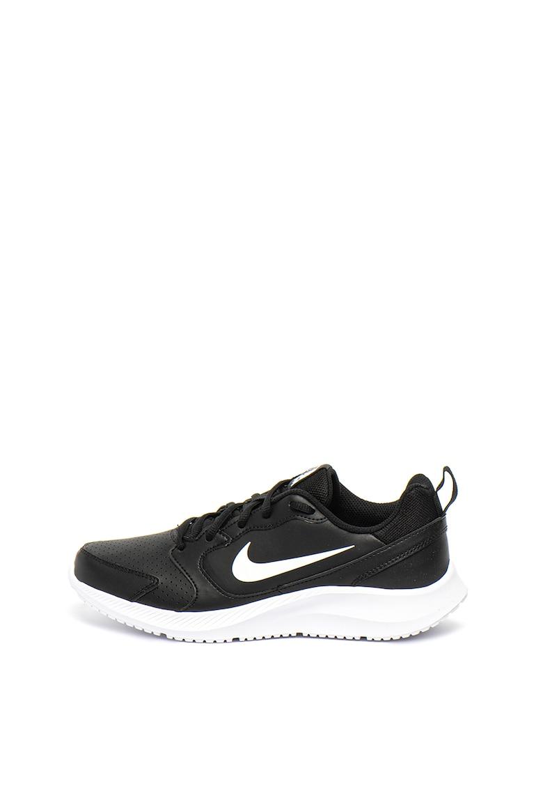 Pantofi de piele ecologica - pentru alergare Todos
