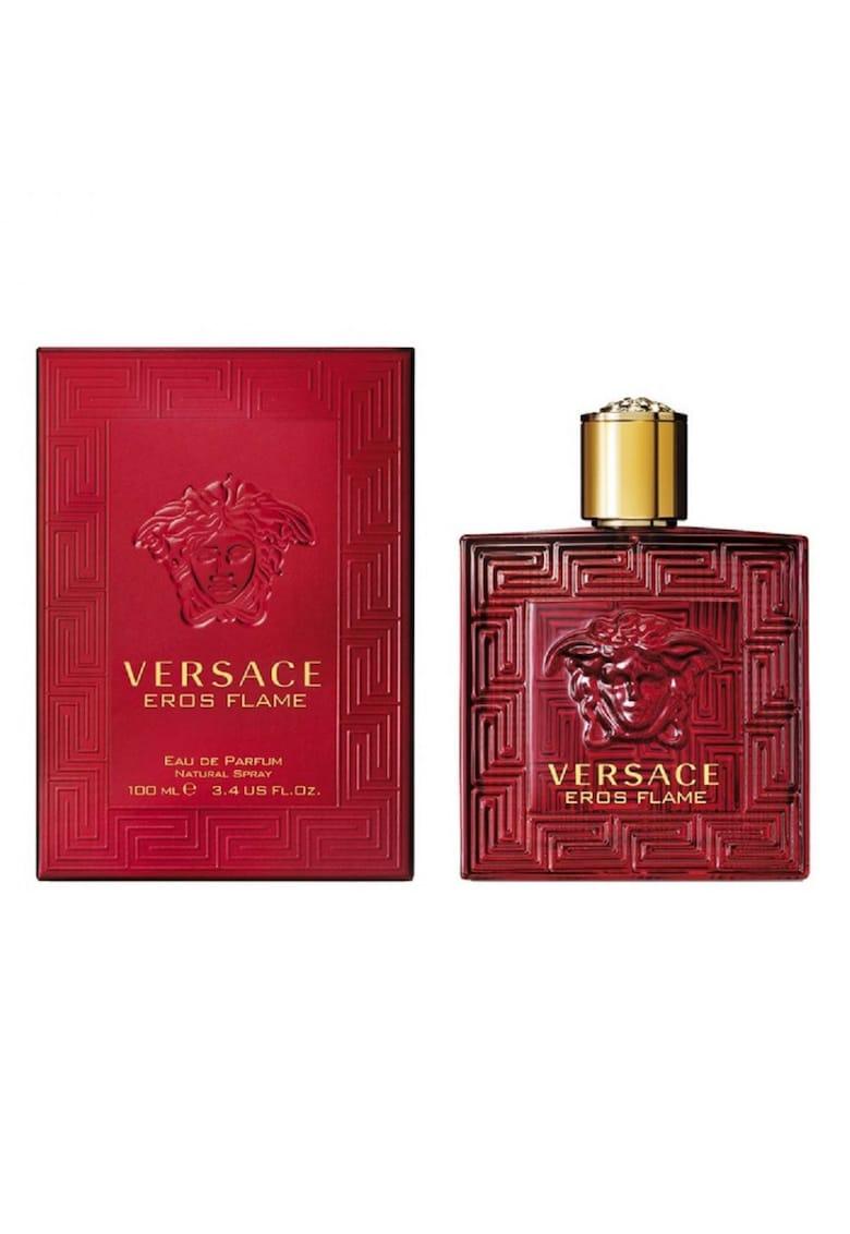 Apa de Parfum Eros Flame - Barbati imagine