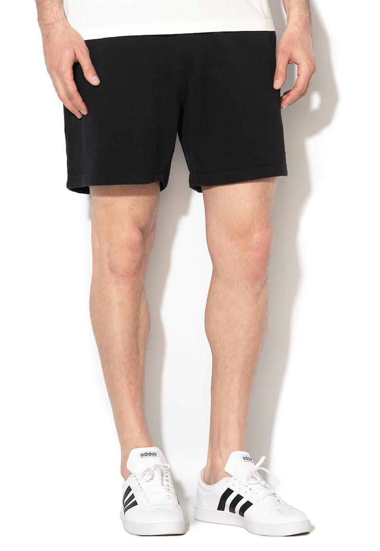 Pantaloni sport scurti cu snur pentru ajustare de la Franklin  Marshall