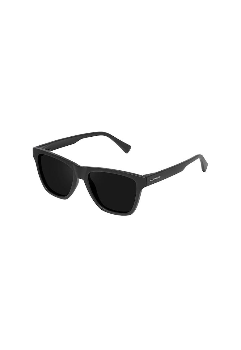 Ochelari de soare unisex cu lentile patrate