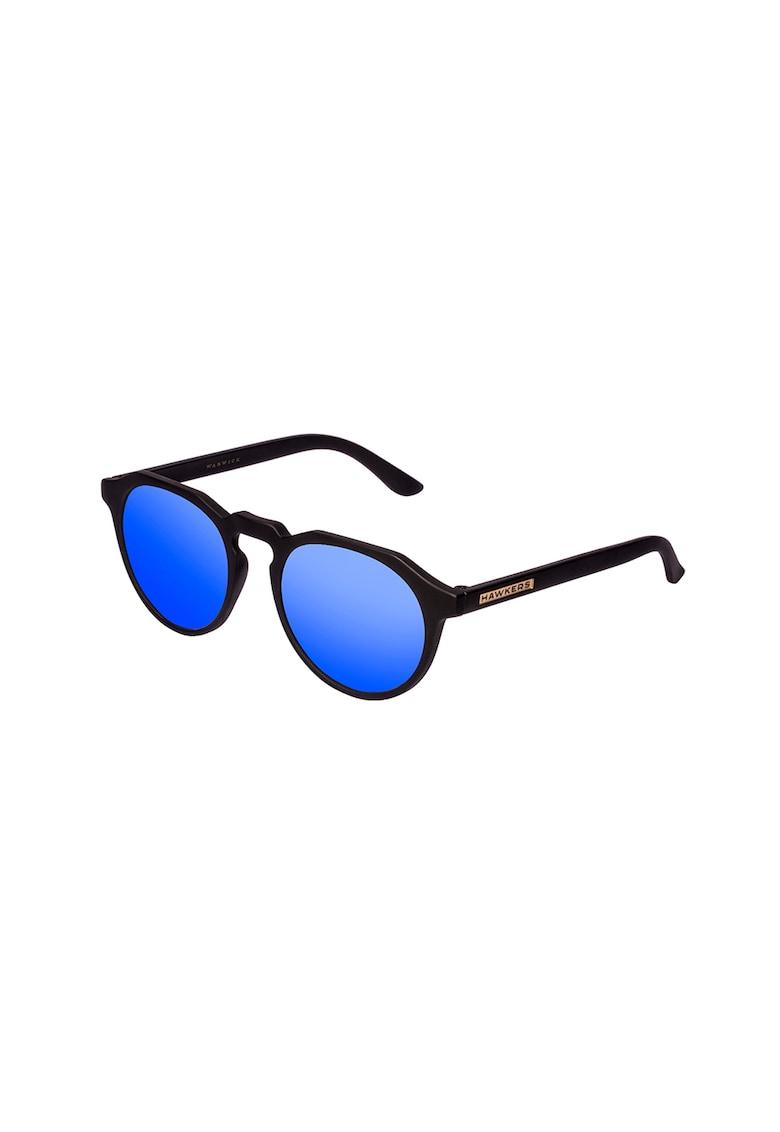 Ochelari de soare pantos cu lentile oglinda imagine fashiondays.ro Hawkers