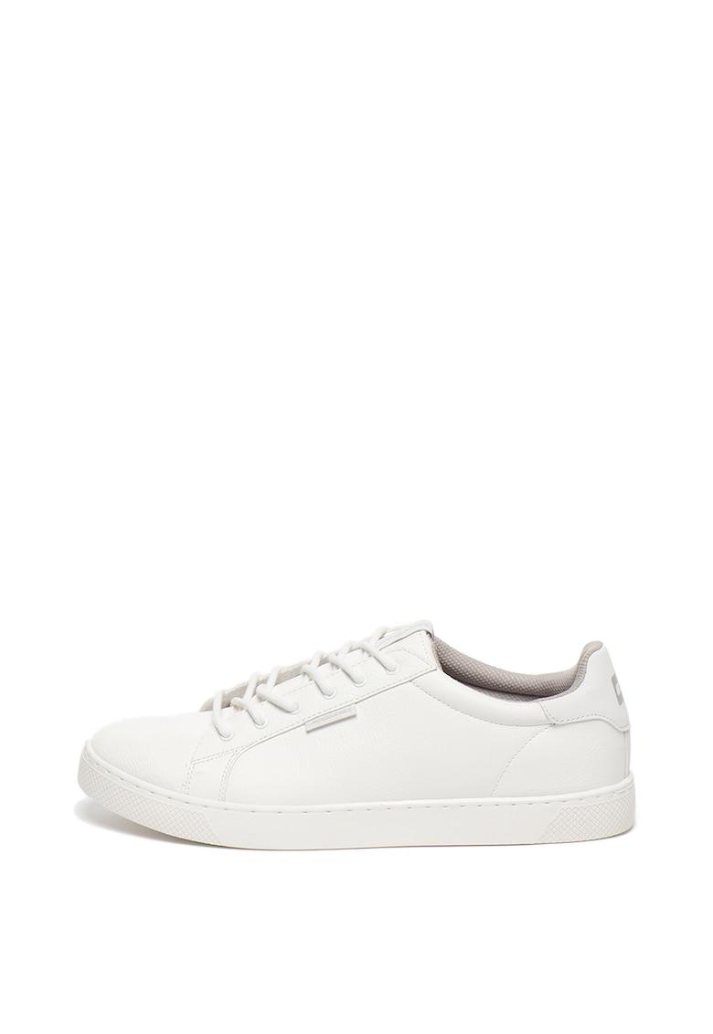 Pantofi sport de piele ecologica Trent imagine fashiondays.ro