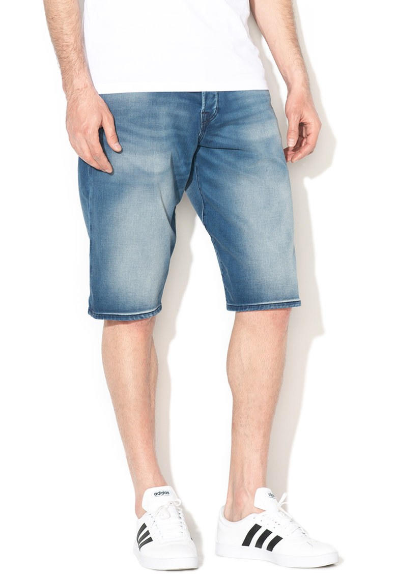 Pantaloni scurti lejeri - din denim Ron