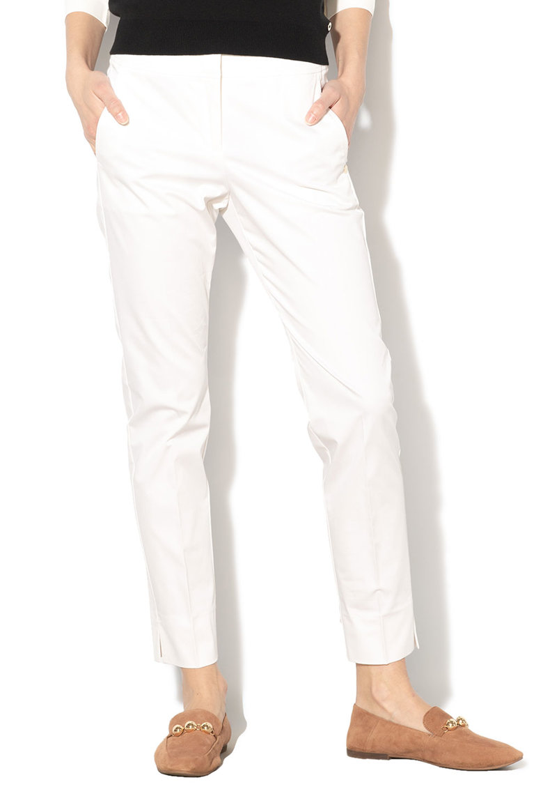 Pantaloni crop slim fit Lei