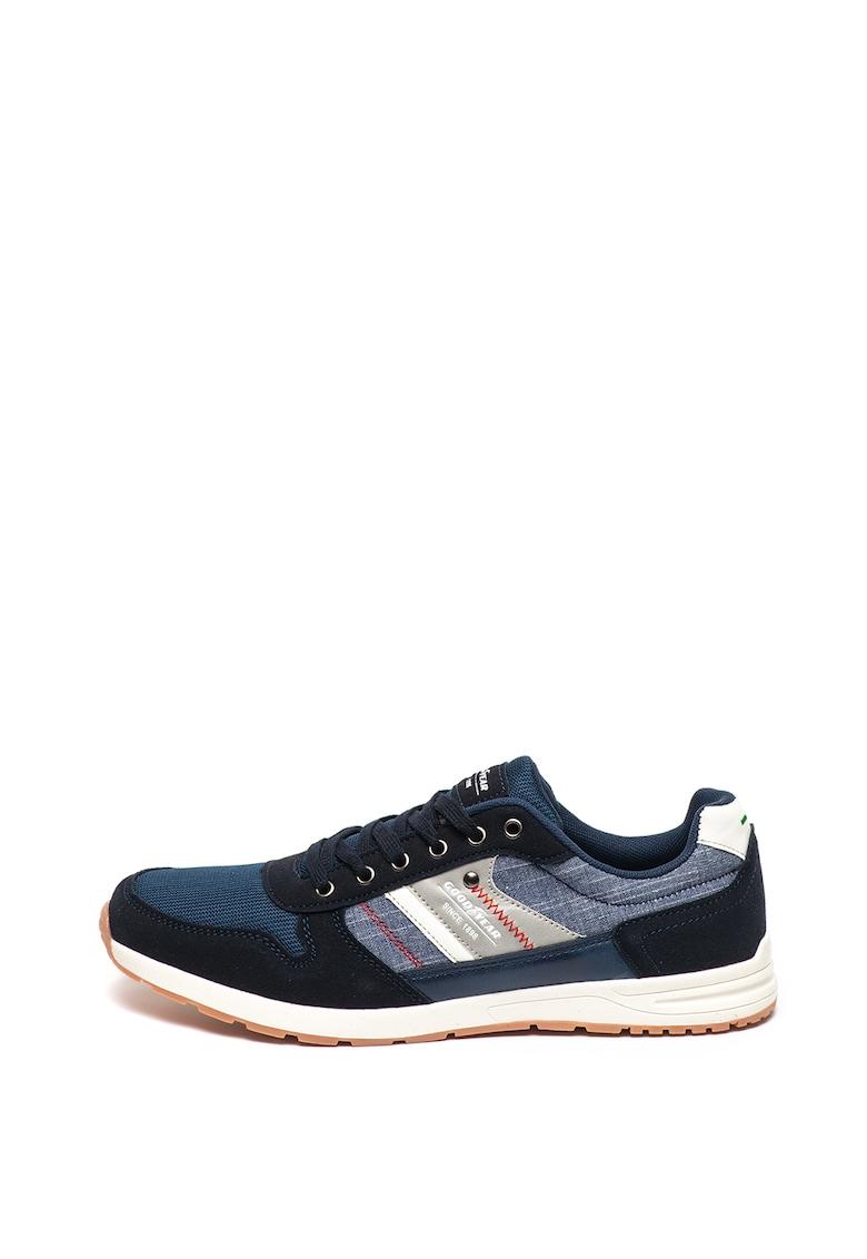 Pantofi sport de panza cu logo in relief