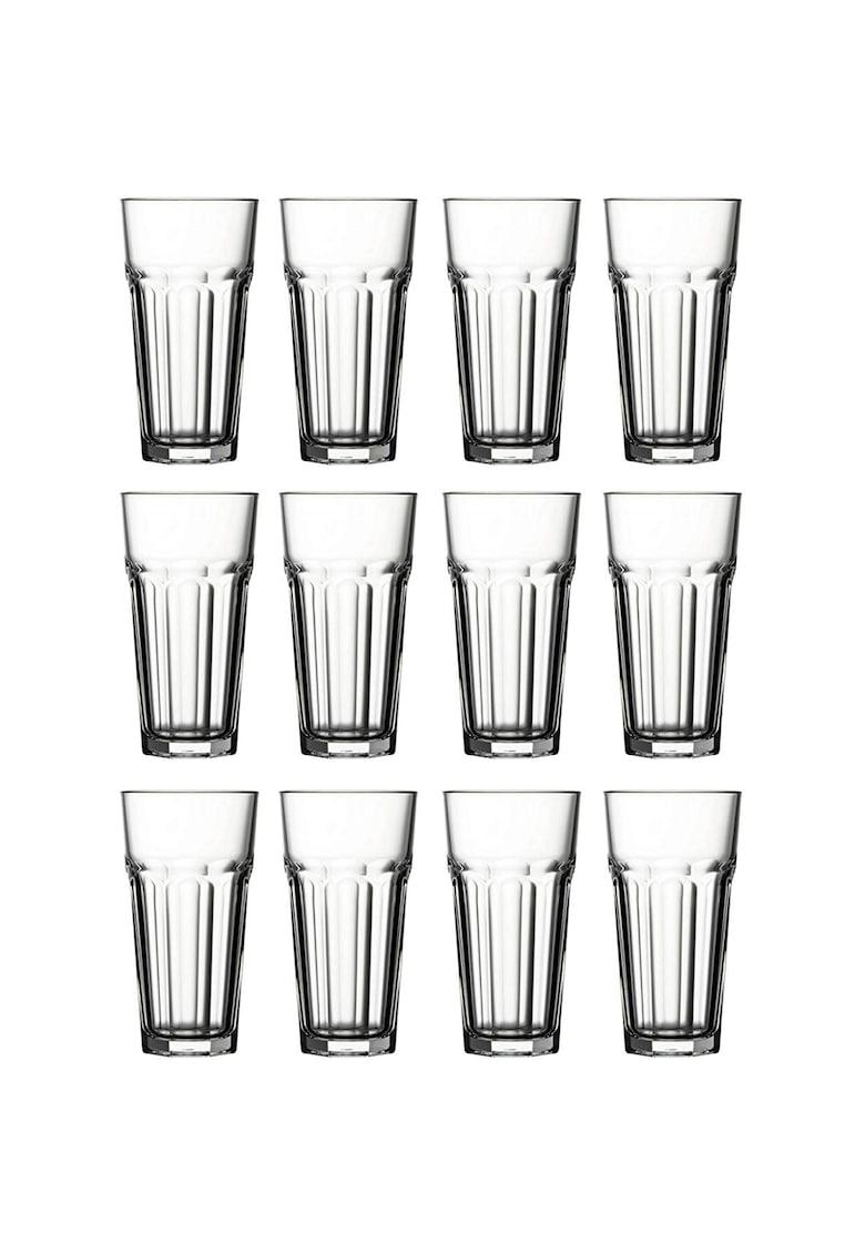 Set pahare de bere -  Casablanca - 12 piese - 475 ml