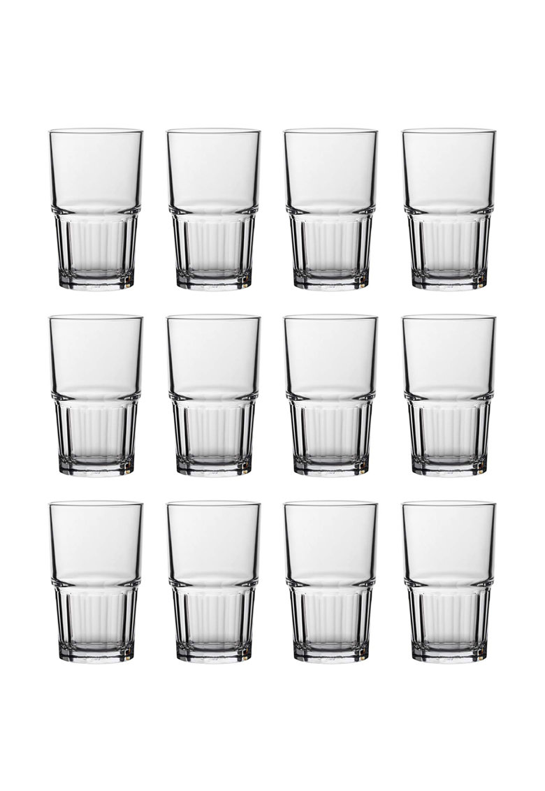 Set pahare long drink - Next - 12 piese - 284 ml