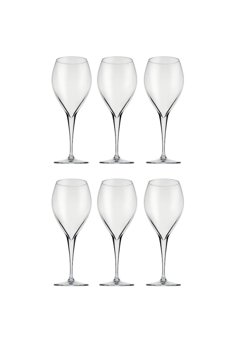 Set pahare vin rosu - Monte Carlo - 6 piese - 325 ml imagine fashiondays.ro 2021