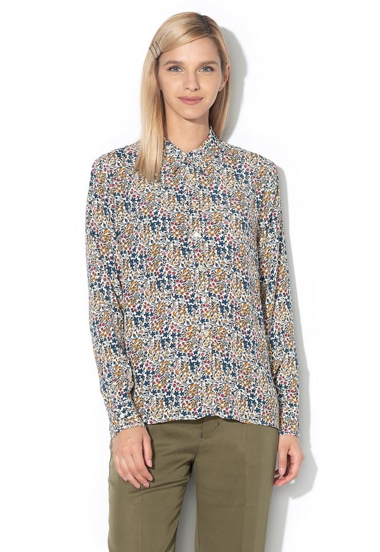 Camasa cu imprimeu floral Ophelia de la Pepe Jeans London