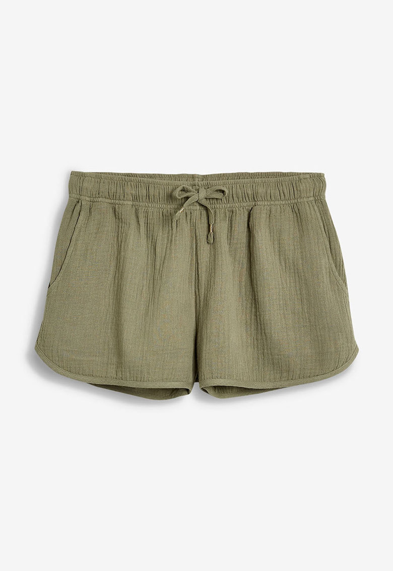 Pantaloni scurti de casa – cu model texturat NEXT