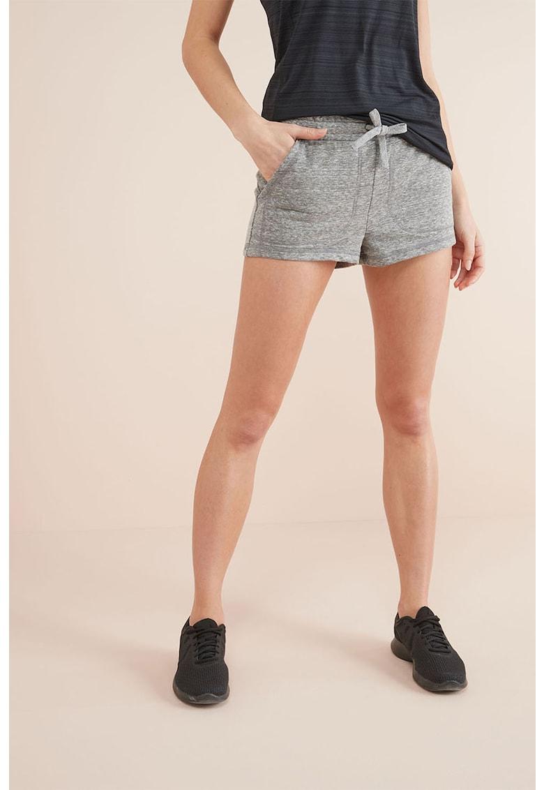 Pantaloni scurti din jerseu – cu snur pentru ajustare de la NEXT
