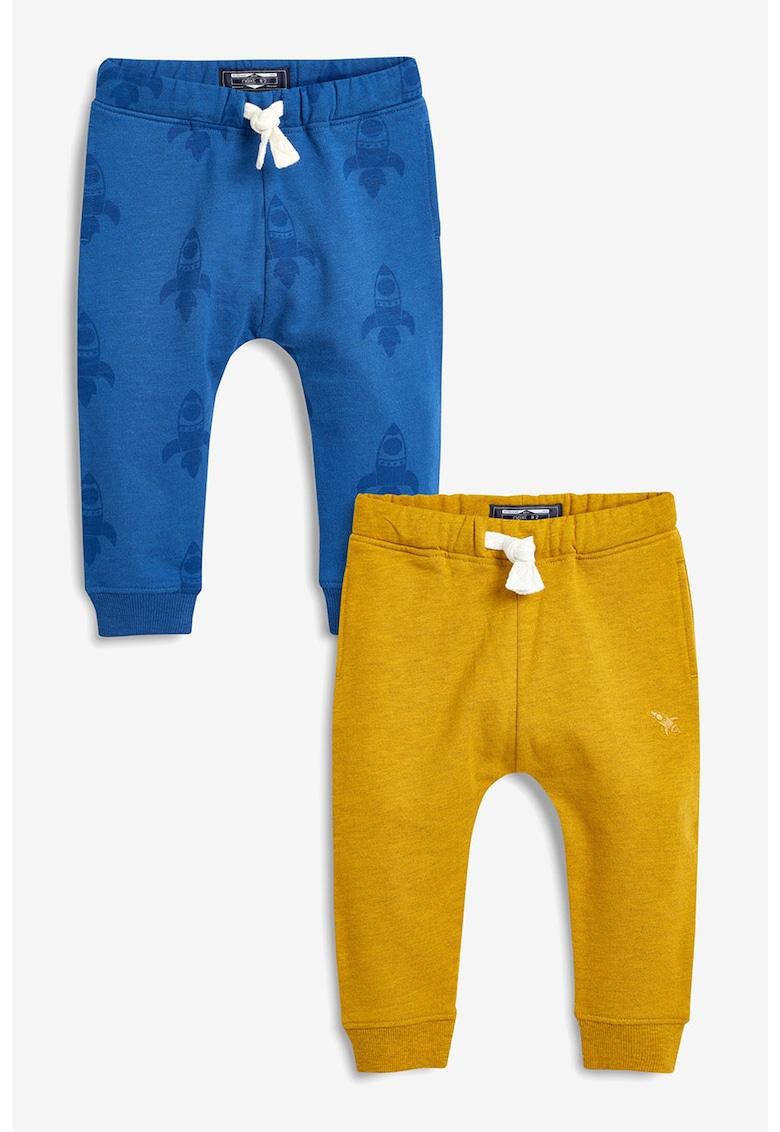 NEXT Set de pantaloni scurti cu snur pentru ajustare – 2 perechi