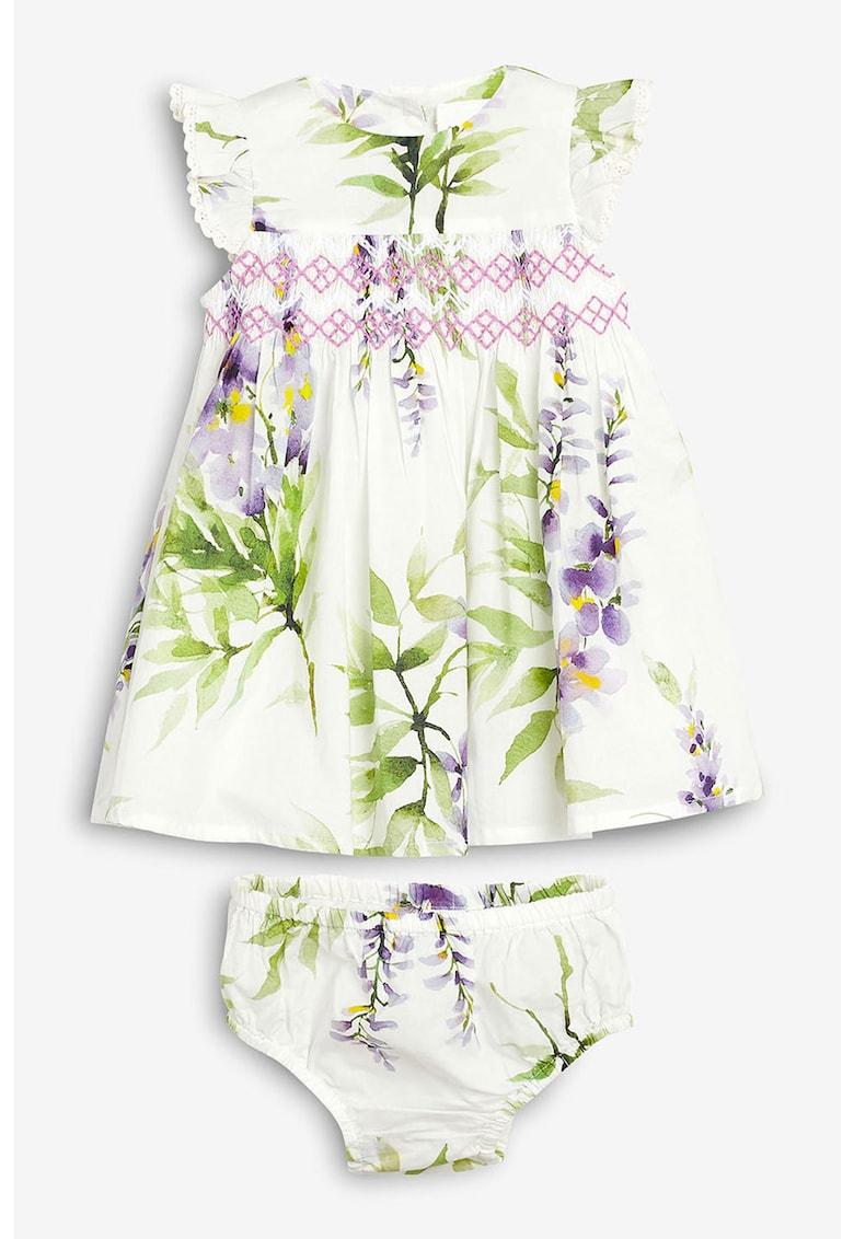 Set de rochie si chiloti - cu imprimeu