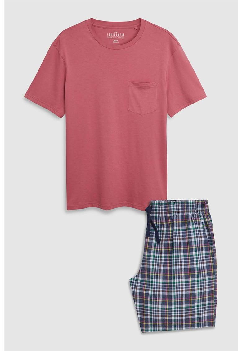 Pijamale cu snur de la NEXT