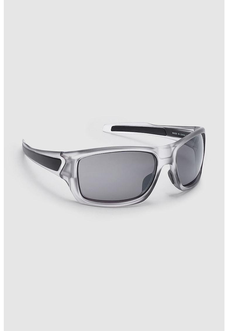 Ochelari de soare patrati cu rama de plastic de la NEXT