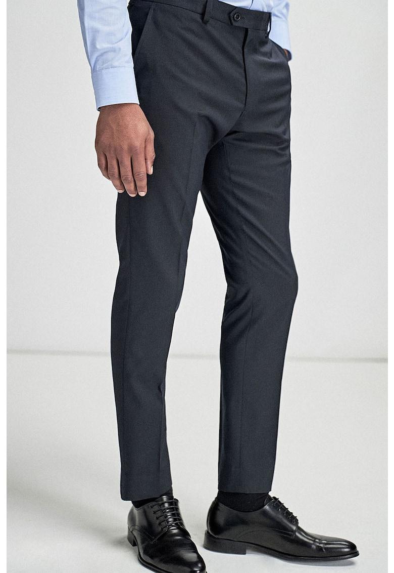 NEXT Pantaloni slim fit cu buzunare frontale