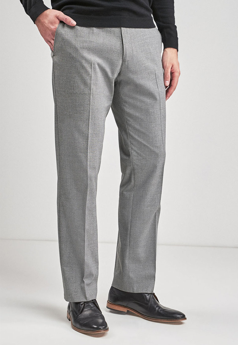 Pantaloni regular fit eleganti
