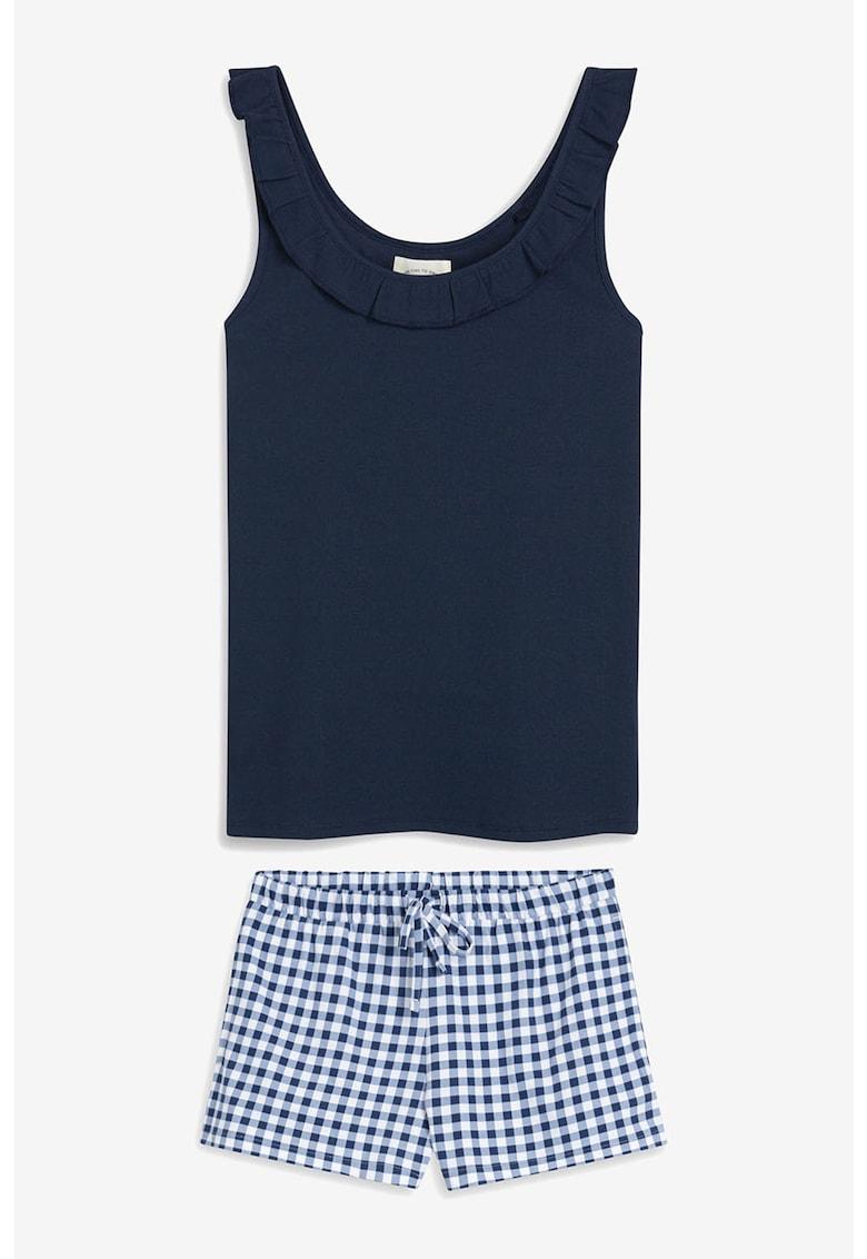 Pijama cu pantaloni scurti