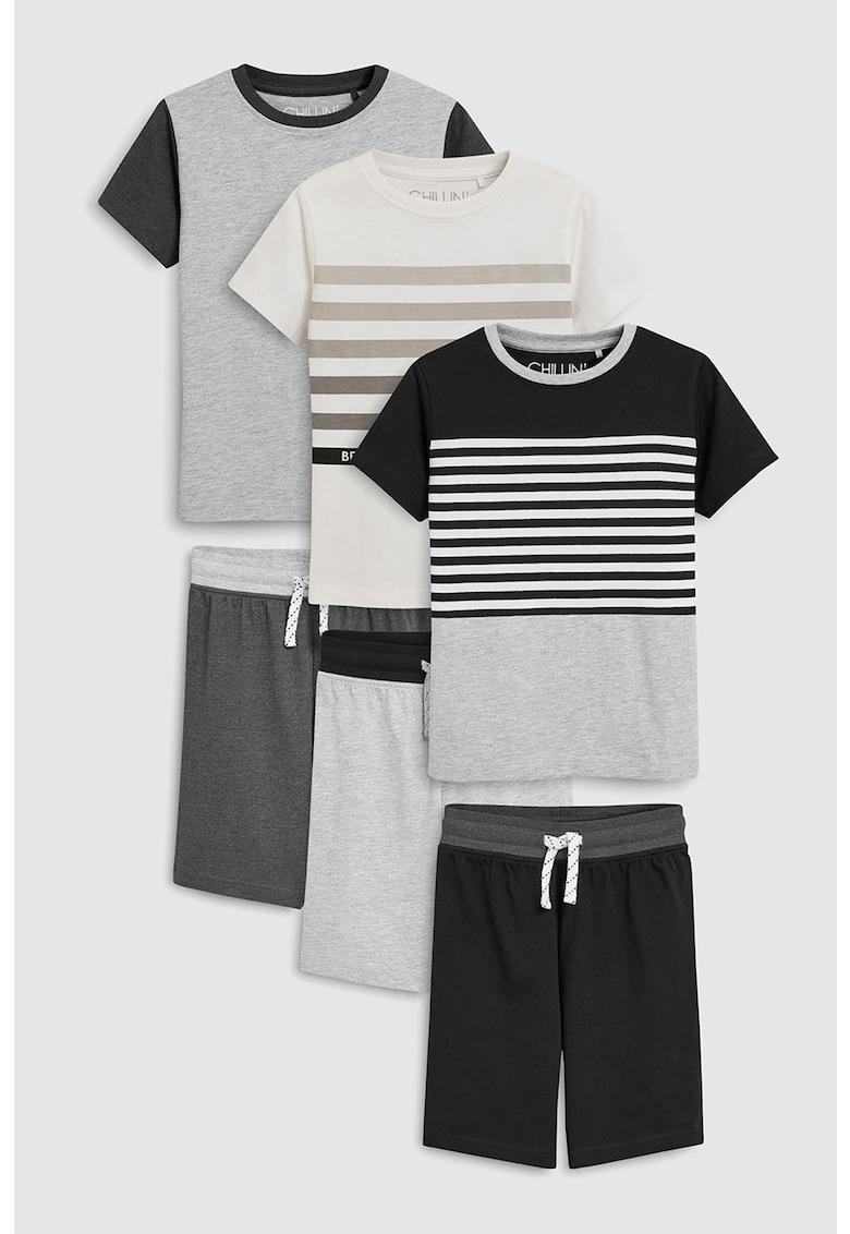 Set de pijamale - 6 piese de la NEXT