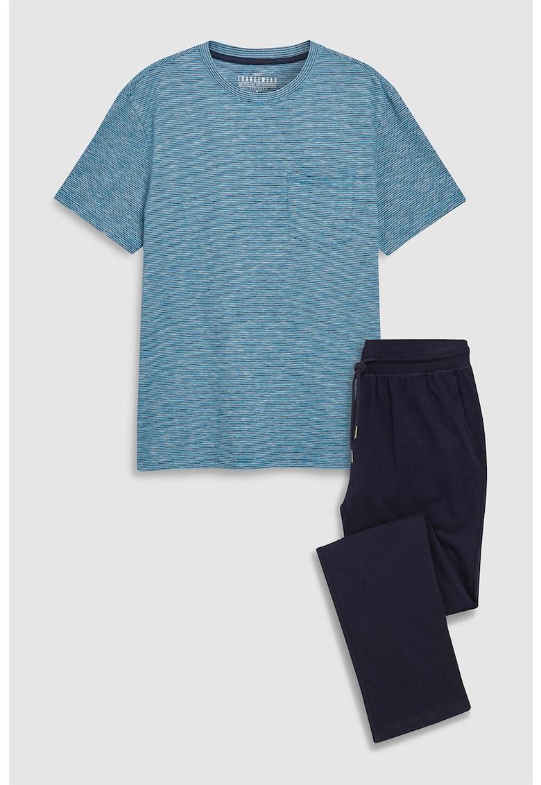 Pantaloni de pijama si bluza de pijama NEXT