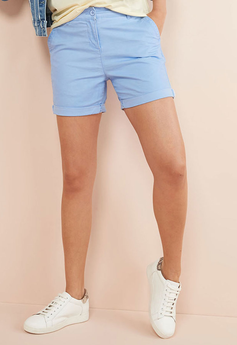 Pantaloni scurti chino cu buzunare oblice NEXT