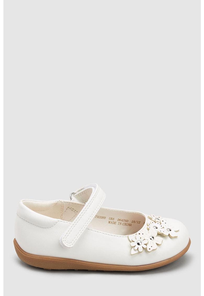 Pantofi Mary Jane de piele ecologica de la NEXT