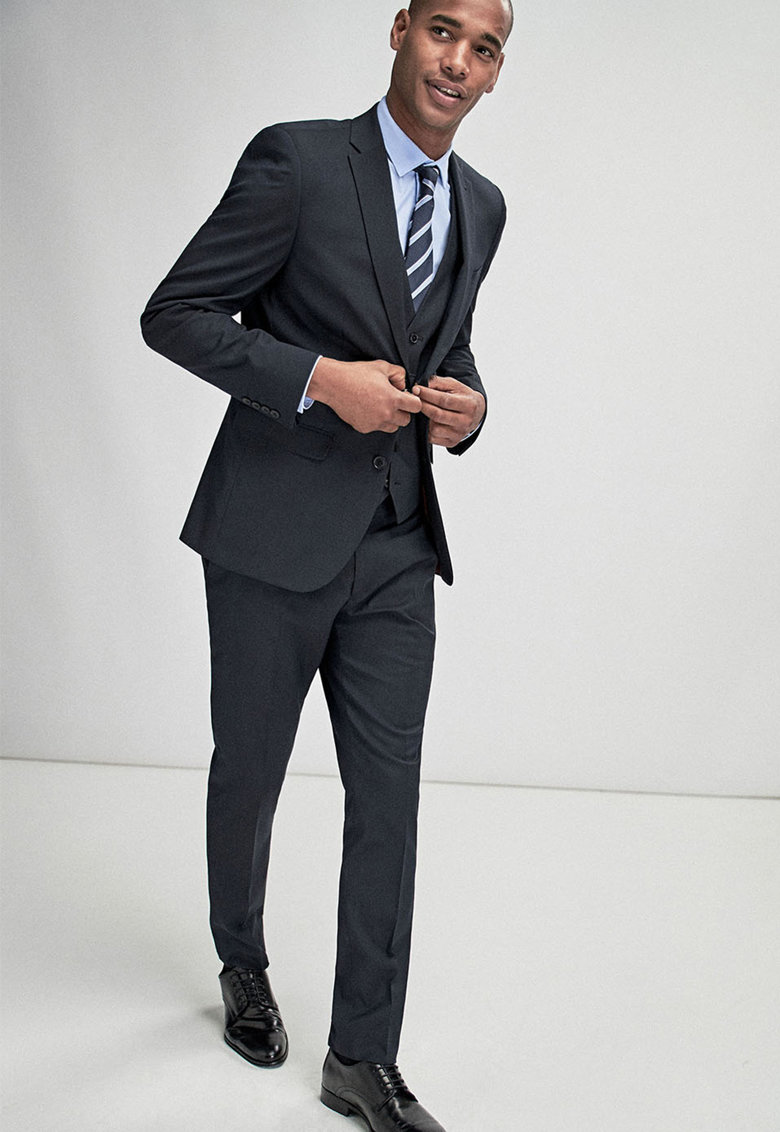 NEXT Sacou elegant slim fit