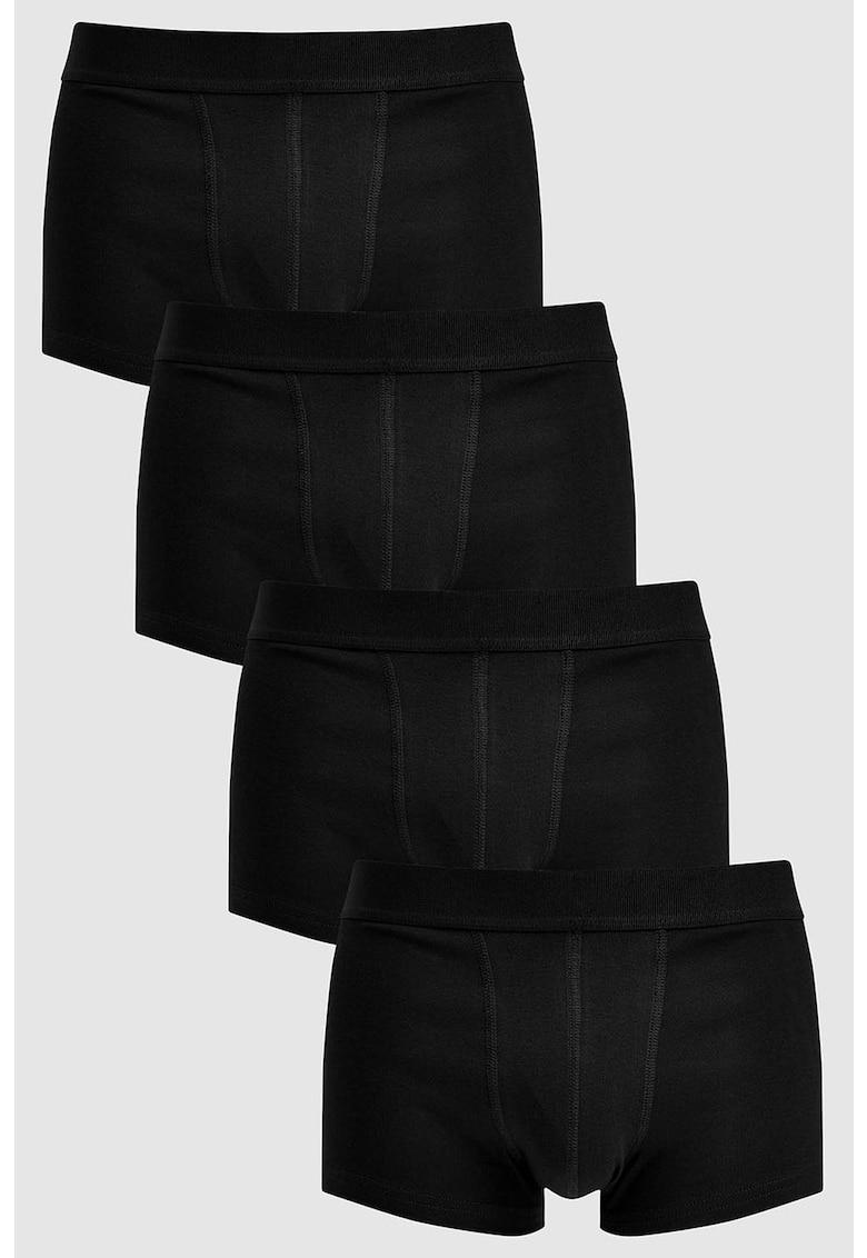 NEXT Set de boxeri uni – 4 perechi
