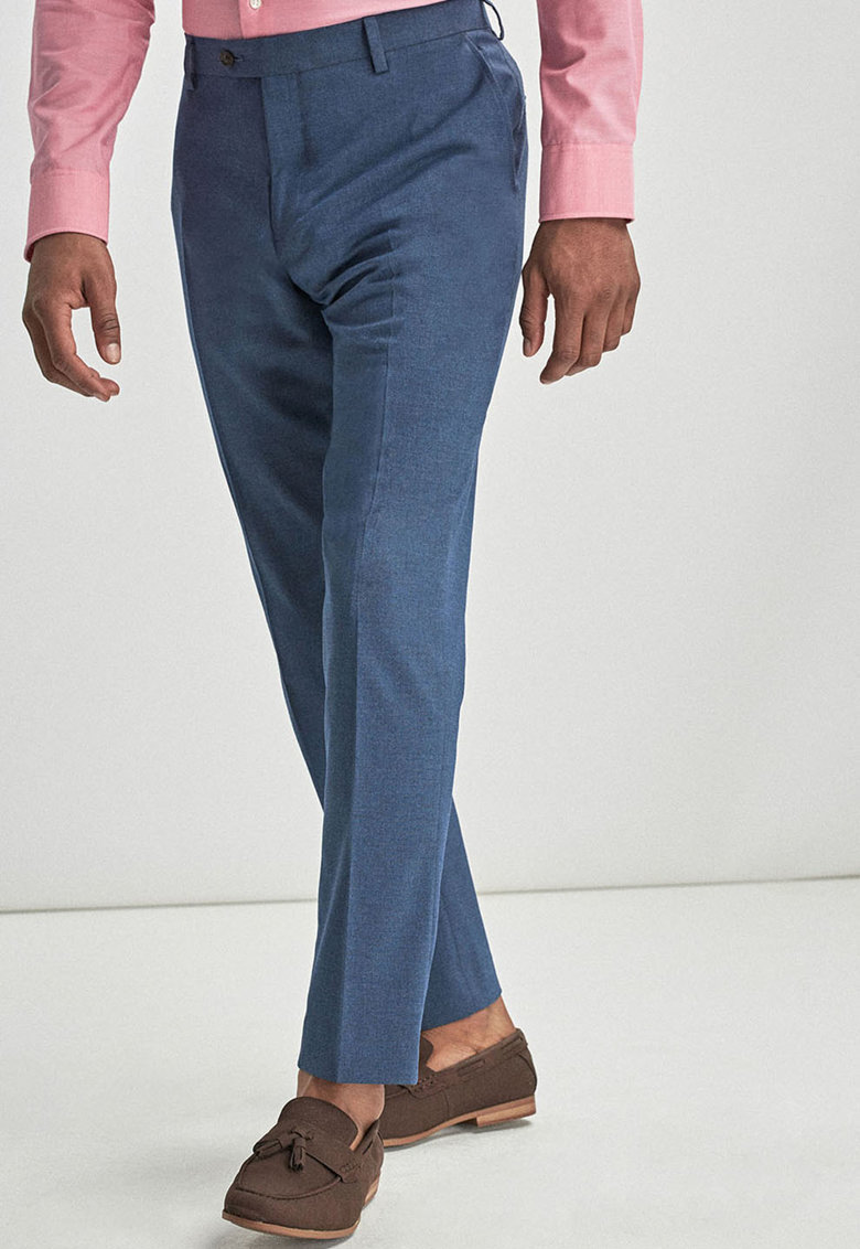 Pantaloni eleganti slim fit de la NEXT