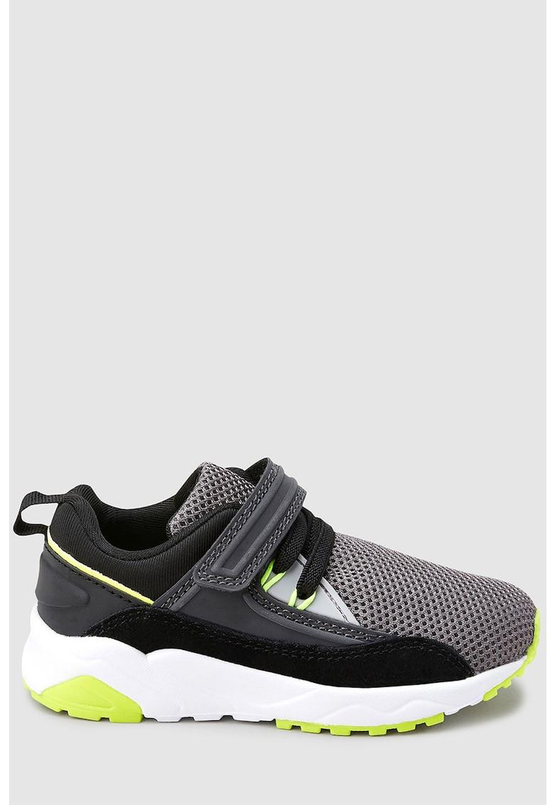 NEXT Pantofi sport cu segment de plasa