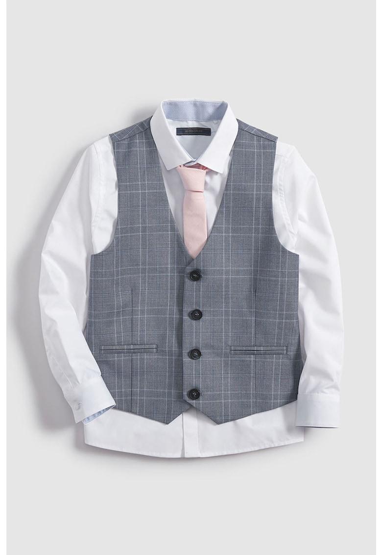 Set de vesta – camasa si cravata – 3 piese de la NEXT
