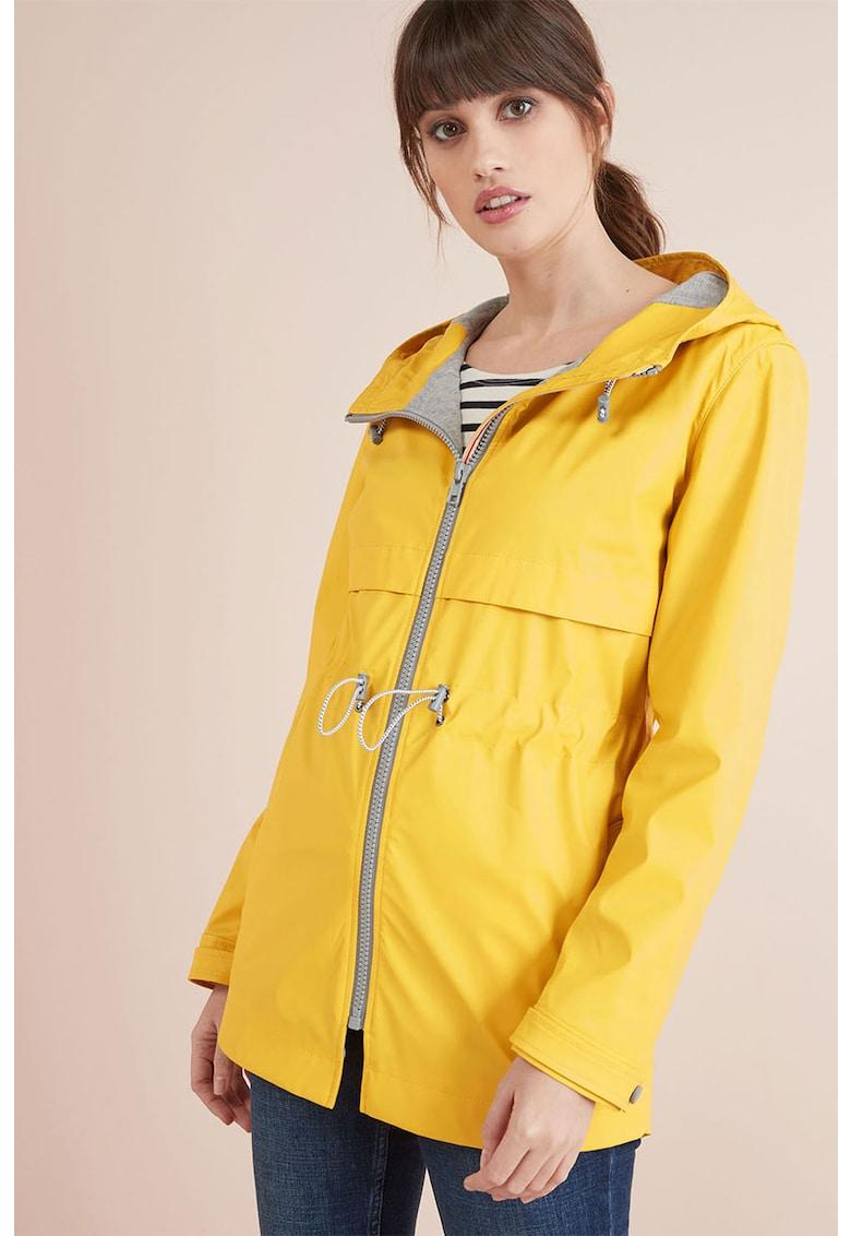 Jacheta de ploaie cu talie ajustabila de la NEXT