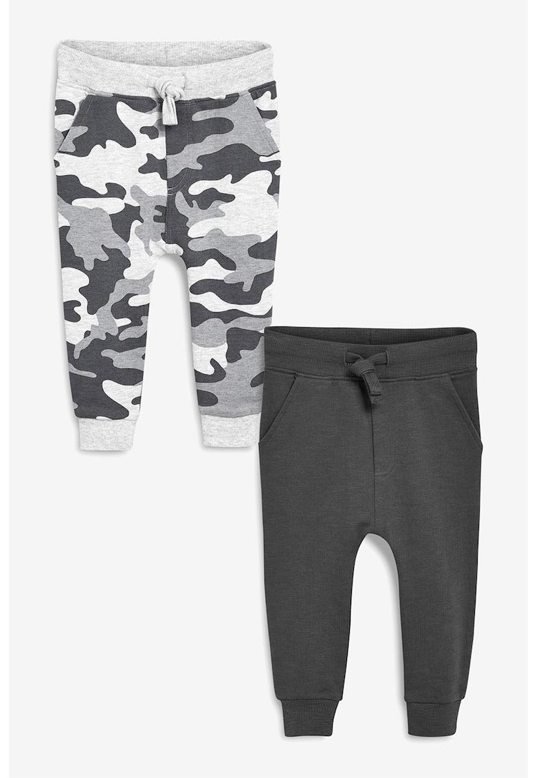 Set de pantaloni sport - 2 perechi de la NEXT