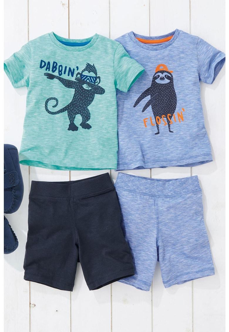 Set de pijamale cu pantaloni scurti – 2 perechi de la NEXT