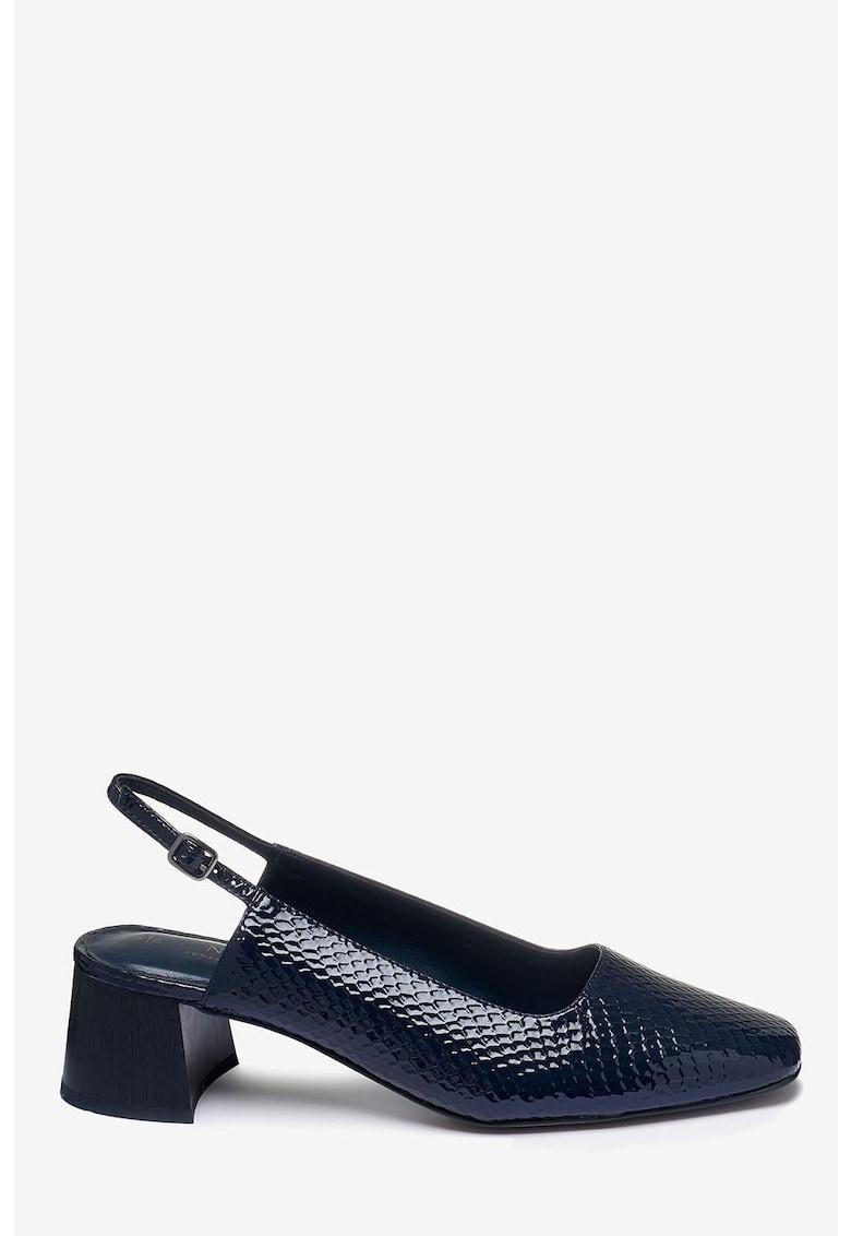 Pantofi slingback cu toc masiv de la NEXT