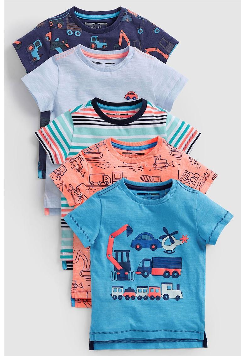 NEXT Set de tricouri - 5 piese