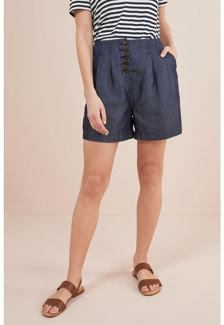 NEXT Pantaloni scurti din lyocell Tencel®