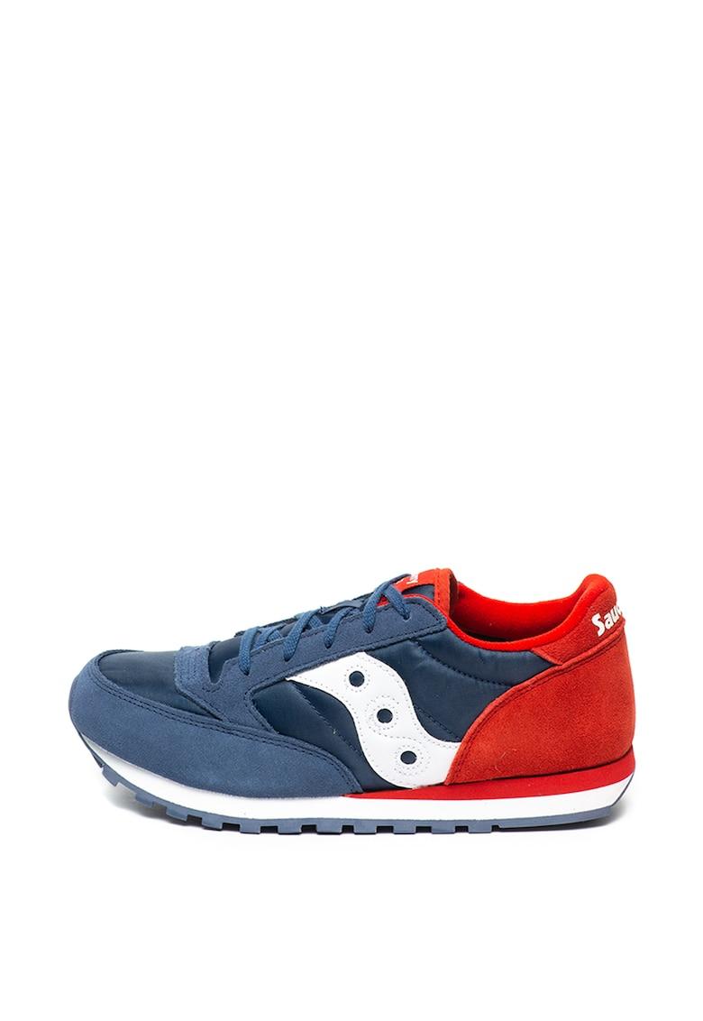 Pantofi sport cu model colorblock Jazz Original
