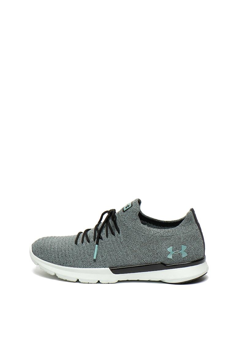 Pantofi sport slip-on din plasa tricotata Slingwrap Phase