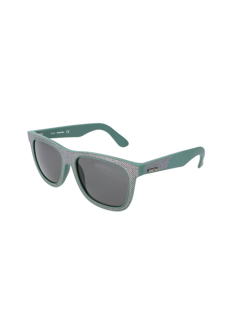 Ochelari de soare unisex - cu lentile de plastic imagine fashiondays.ro Diesel