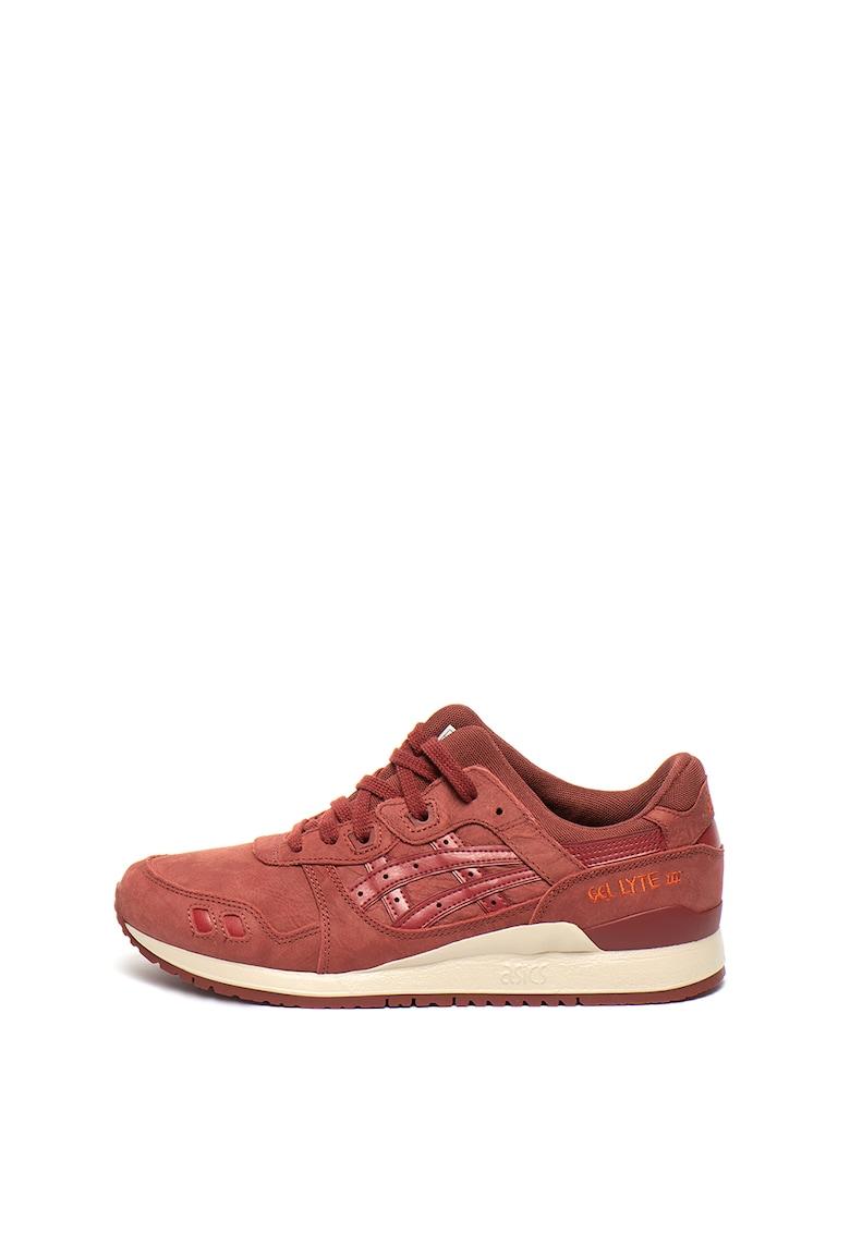 Pantofi sport de piele nabuc Gel-Lyte III