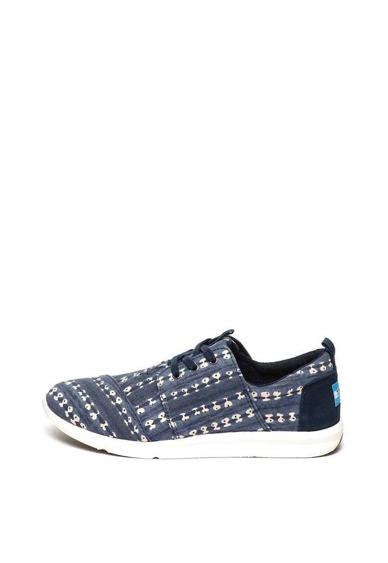 Pantofi sport cu imprimeu abstract Del Rey
