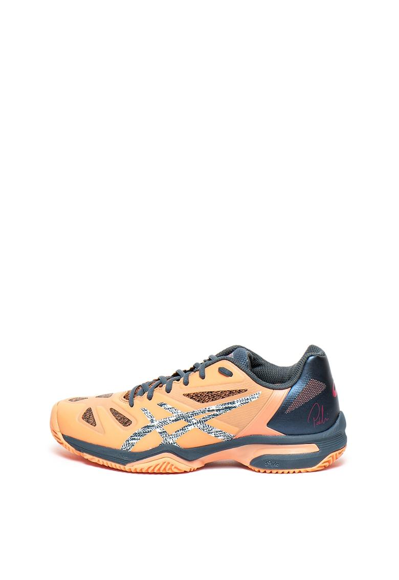 Pantofi realizati cu Solyte®&AHAR+ - pentru tenis Gel-Lima Padel