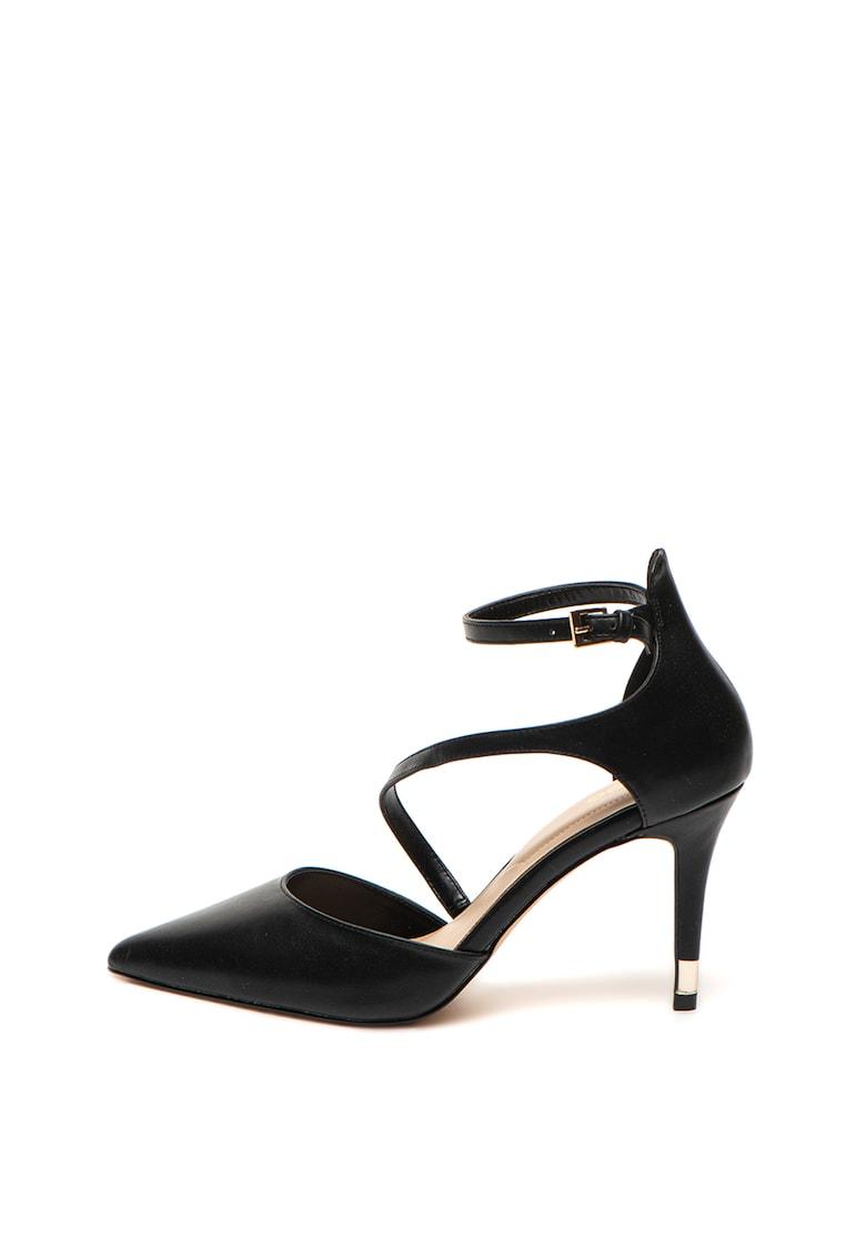 Pantofi de piele ecologica - cu bareta pe glezna Vetrano de la Aldo