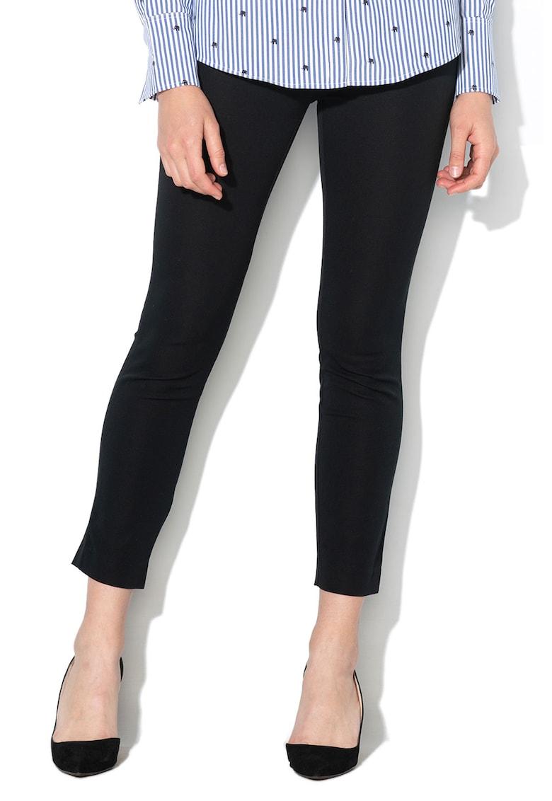 Pantaloni skinny crop imagine fashiondays.ro