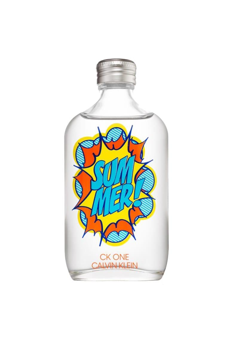 Apa de Toaleta CK One Summer - Unisex - 100 ml